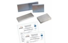 Płytka wzorcowa stalowa 100MM KL. 1 ze świadectwem wzorcowania PCA