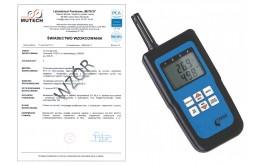 TERMOHIGROBAROMETR C4130 ze świadectwem wzorcowania PCA /bez świadectwa wzorcowania