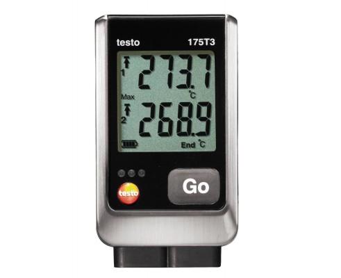 2-kanałowy rejestrator temperatury TESTO 175 T3