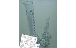 Cylinder Pomiarowy 100 ml ze świadectwem wzorcowania PCA