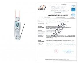 Termometr bezdotykowy HACCP TESTO 104-IR