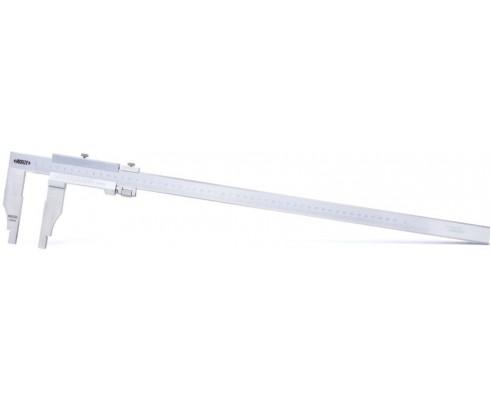Suwmiarka analogowa 1000 mm INSIZE ze świadectwem wzorcowania PCA