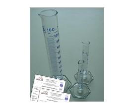Cylinder Pomiarowy 25 ml ze świadectwem wzorcowania