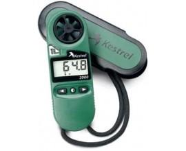 Kestrel 2000 (przepływ i temperatura powietrza) ze świadectwem wzorcowania